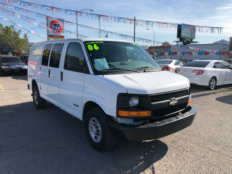 Chevrolet Express Cargo Van 2006 price $9,495