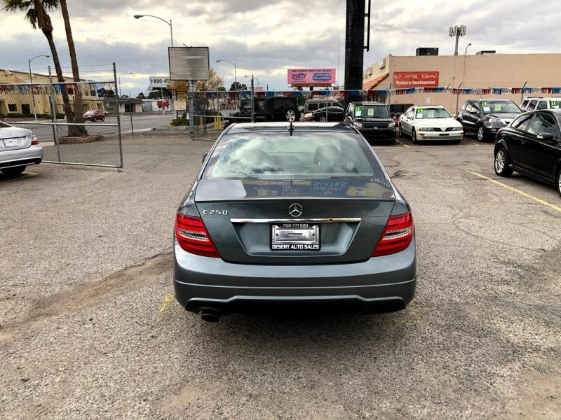 Mercedes-Benz C-Class 2012 price $10,695