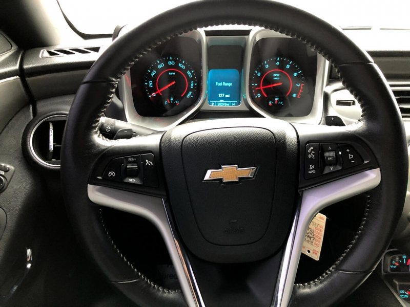 Chevrolet Camaro 2013 price $11,495