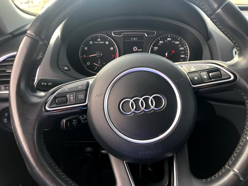 Audi Q3 2015 price $13,998