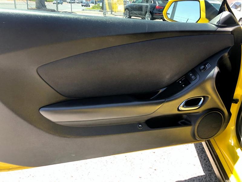 Chevrolet Camaro 2014 price $13,998