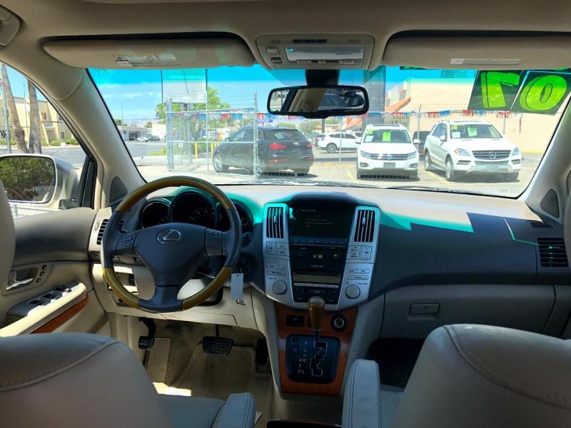 Lexus RX 350 2007 price $9,494