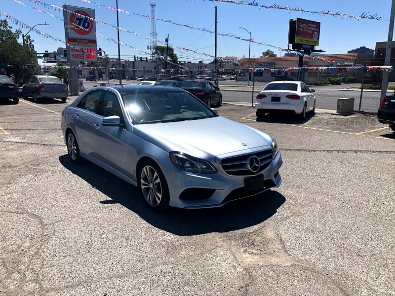 Mercedes-Benz E-Class 2014 price $16,495