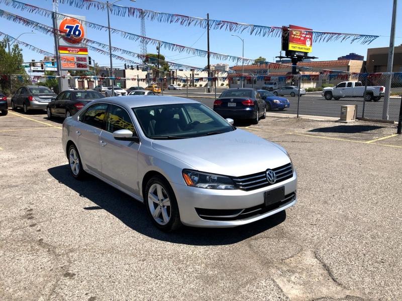Volkswagen Passat 2013 price $9,295