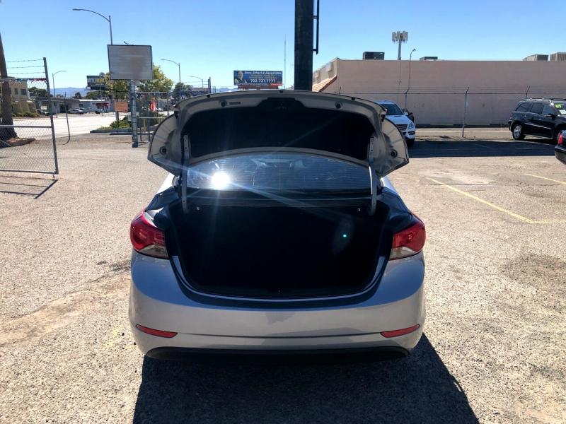 Hyundai Elantra 2015 price $10,999