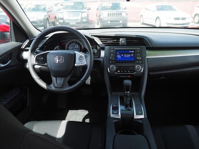 Honda Civic Sedan 2017 price $13,500