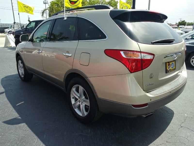 Hyundai Veracruz 2008 price $4,500