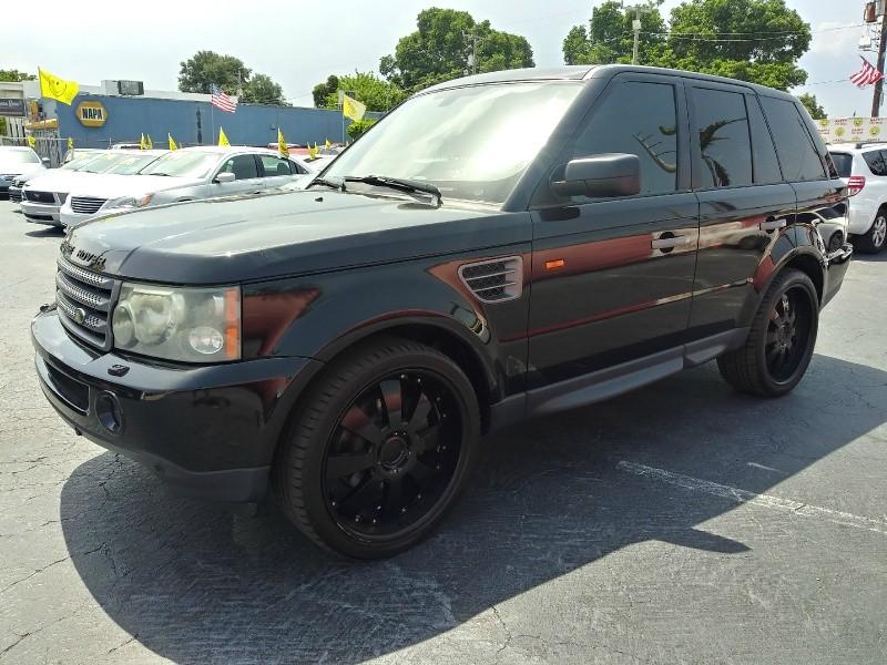 Land Rover Range Rover Sport 2006 price $5,995