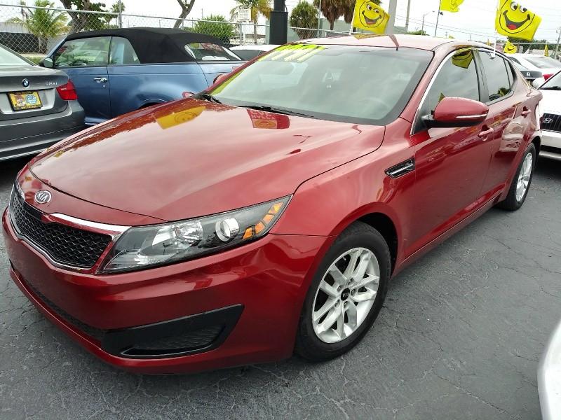 Kia Optima 2011 price $5,995