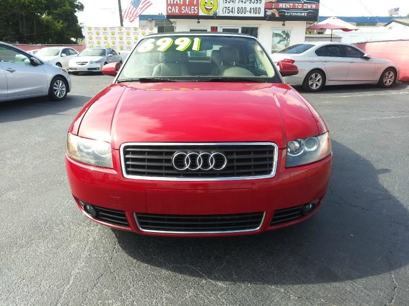 Audi A4 2006 price $4,875