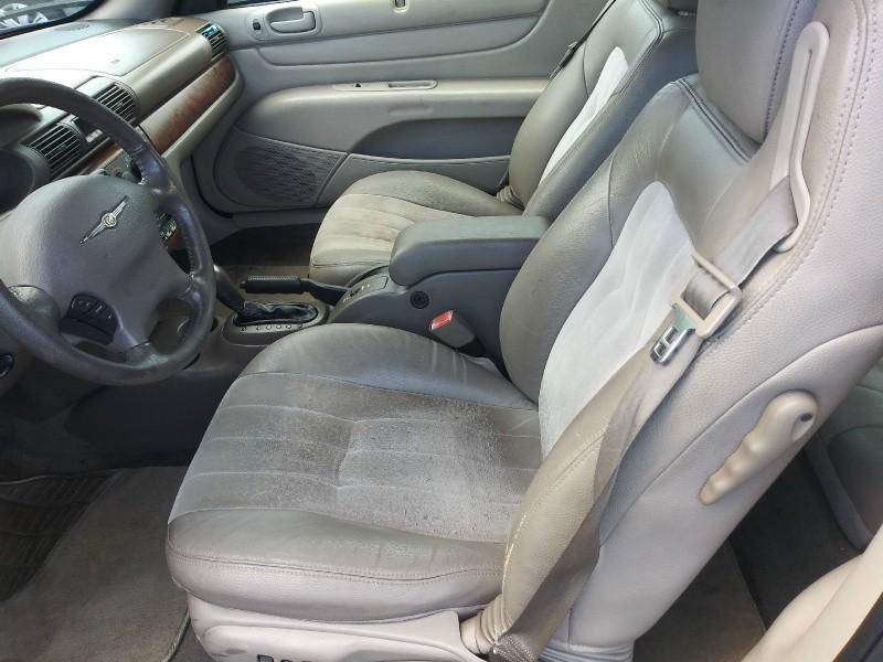 Chrysler Sebring Conv 2006 price $2,883