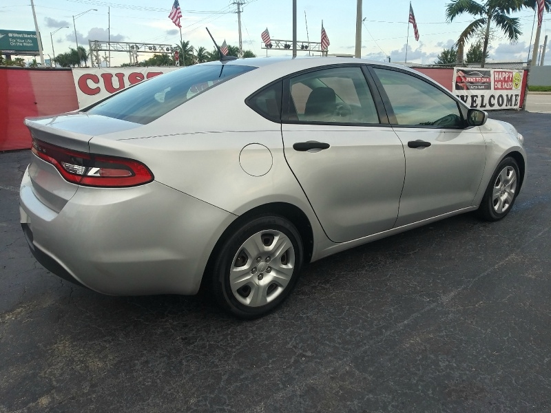 Dodge Dart 2013 price $5,995