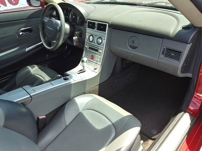 Chrysler Crossfire 2006 price $5,995