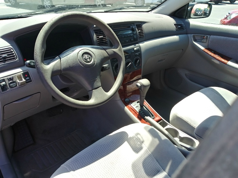 Toyota Corolla 2005 price $3,350