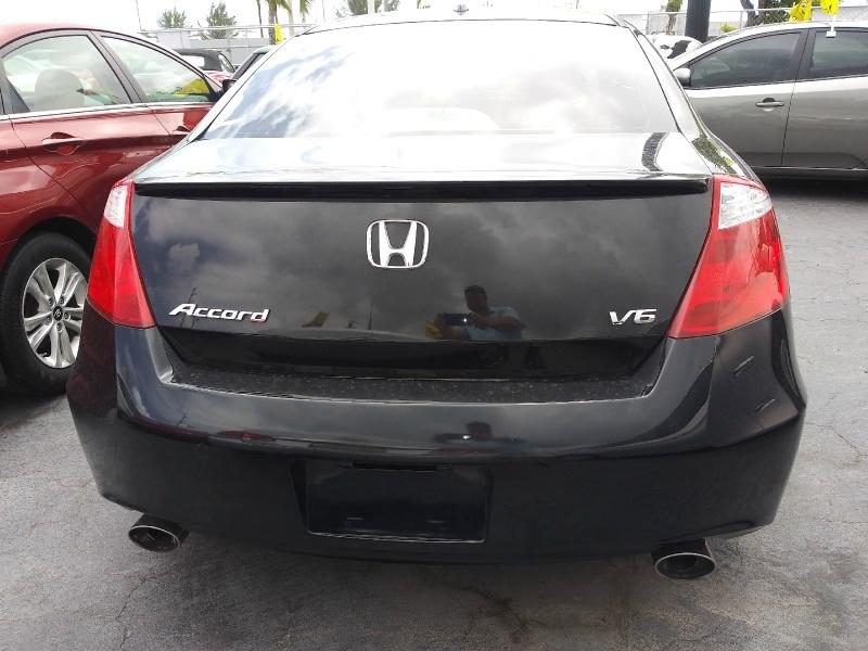 Honda Accord Cpe 2008 price $4,995