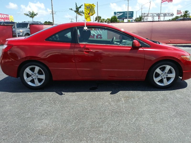 Honda Civic Cpe 2006 price $3,995