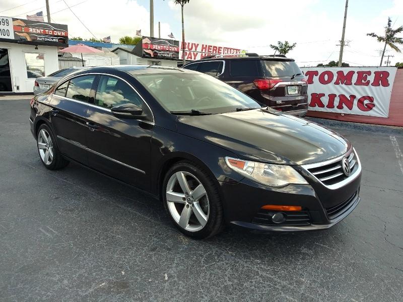 Volkswagen CC 2012 price $4,483