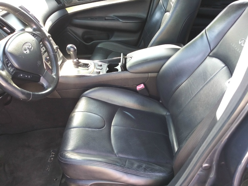 Infiniti G37 Sedan 2012 price $7,500