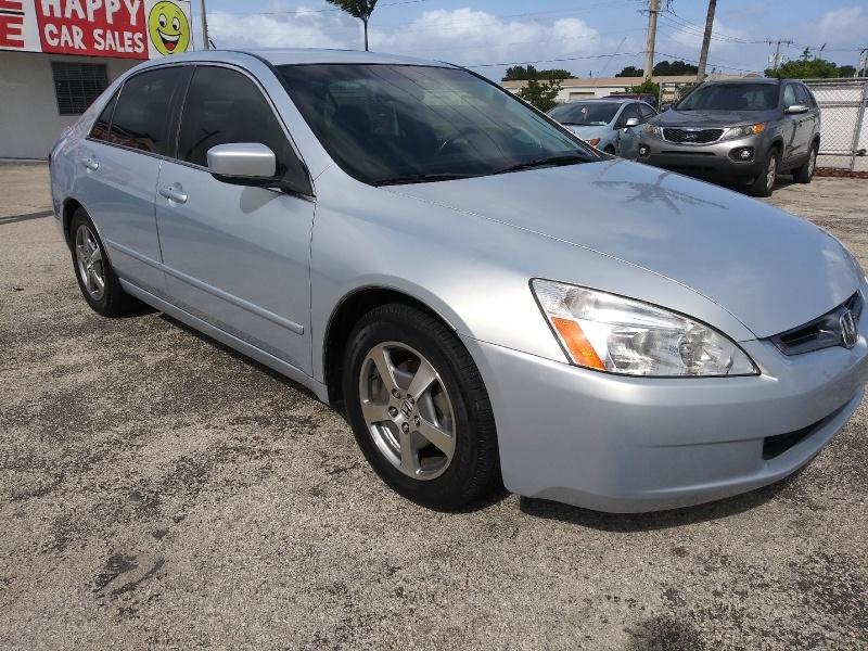 Honda Accord Hybrid 2005 price $4,495
