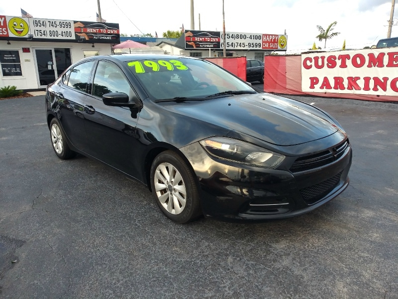 Dodge Dart 2014 price $6,991