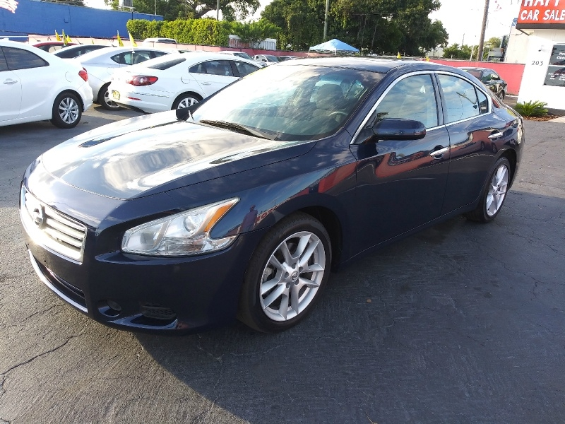 Nissan Maxima 2014 price $6,988