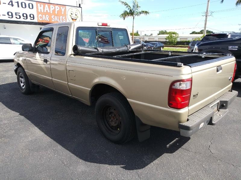 Ford Ranger 2001 price $3,892
