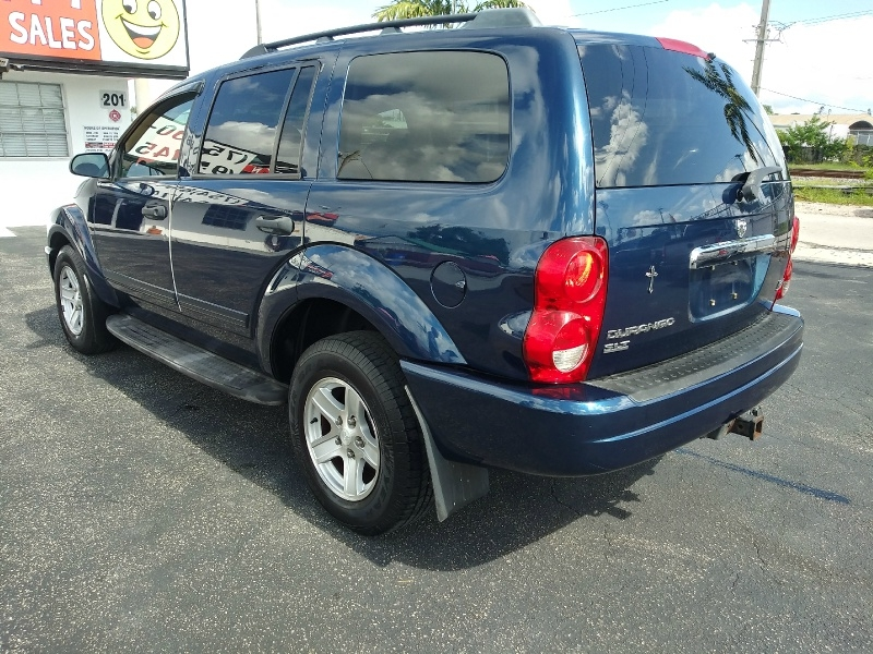 Dodge Durango 2004 price $4,495