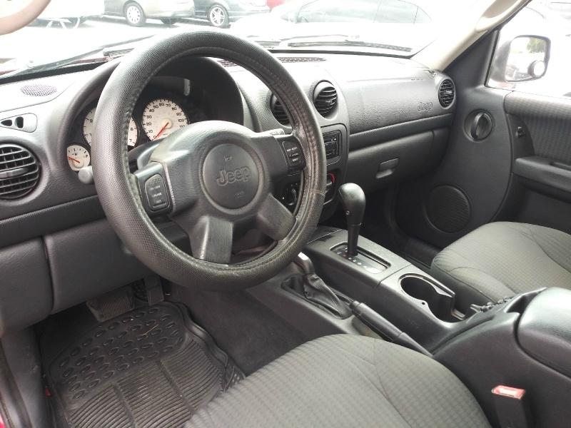 Jeep Liberty 2002 price $3,650