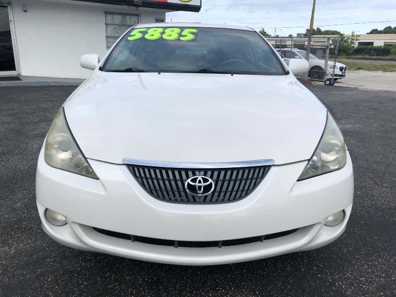 Toyota Camry Solara 2006 price $3,995
