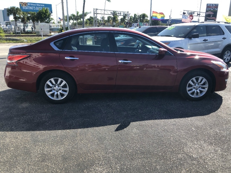 Nissan Altima 2015 price $6,995