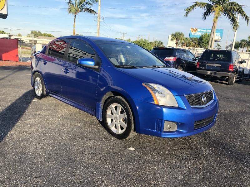 Nissan Sentra 2010 price $4,495