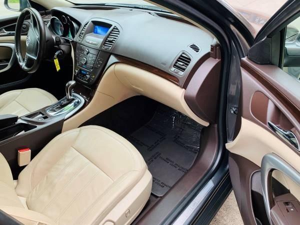 Buick Regal 2011 price $7,500