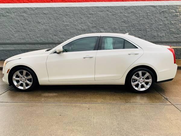 Cadillac ATS 2013 price $12,900
