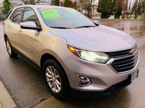 Chevrolet Equinox 2018 price $25,900