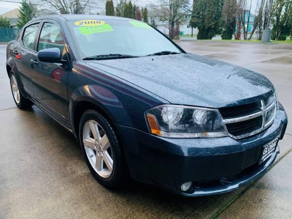 Dodge Avenger 2008 price $5,900