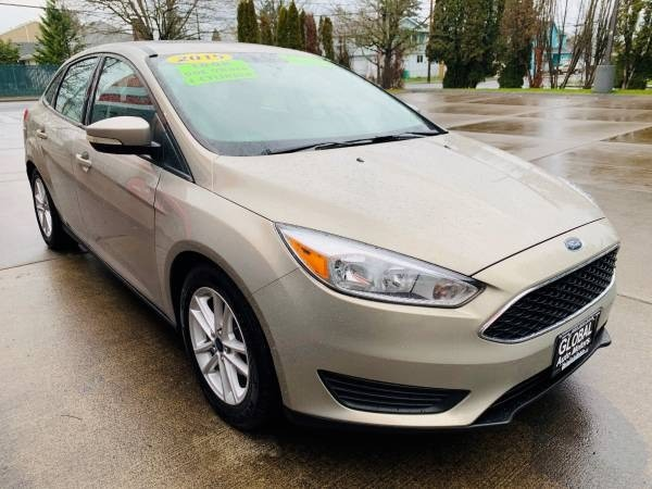 Ford Focus 2015 price $12,500