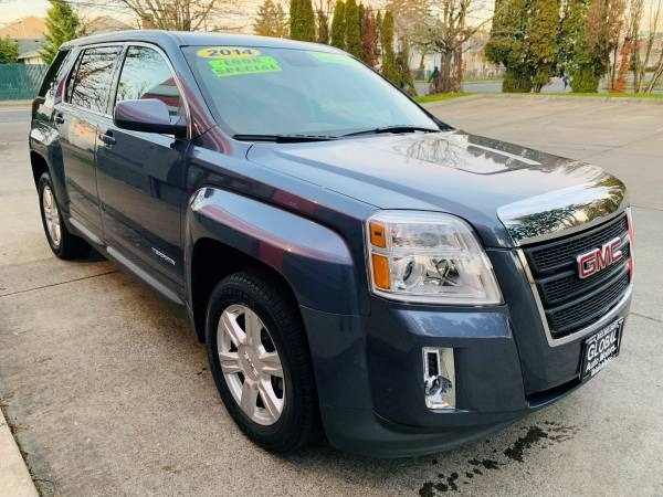 GMC Terrain 2014 price $16,900