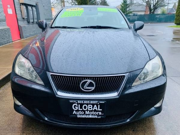 Lexus IS 250 2007 price $8,900