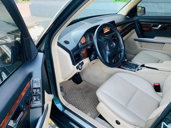Mercedes-Benz GLK-Class 2010 price $11,900