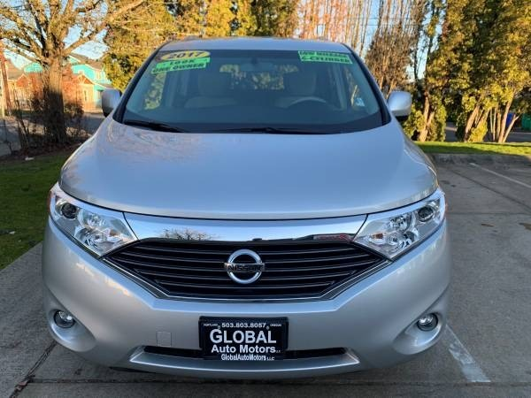 Nissan Quest 2017 price $18,900