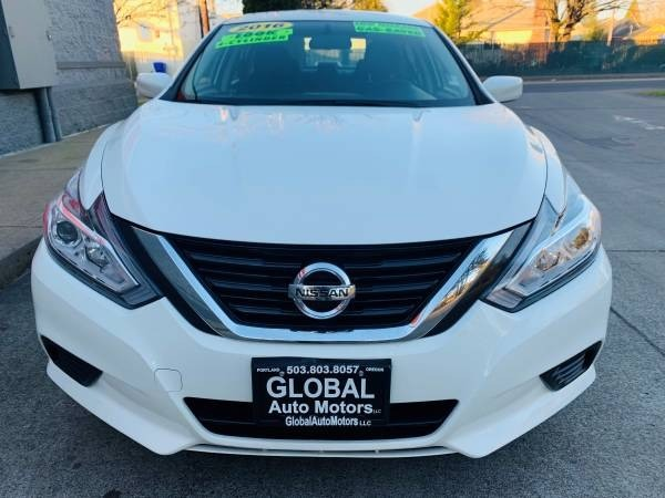 Nissan Altima 2016 price $13,900