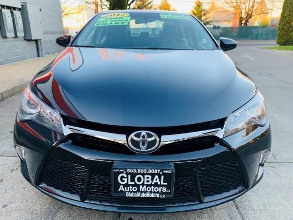 Toyota Camry 2017 price $17,900