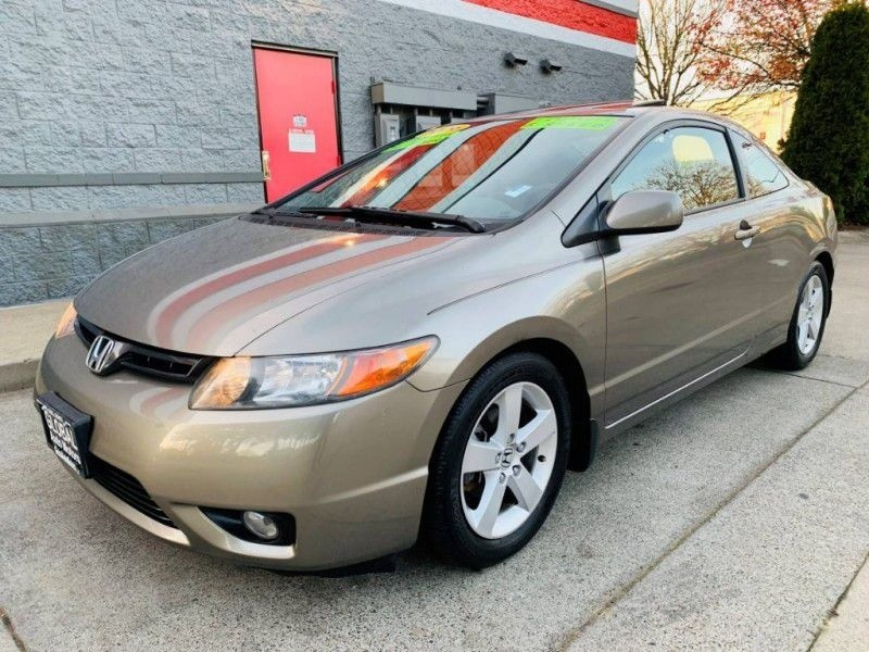 Honda Civic Cpe 2006 price $4,955