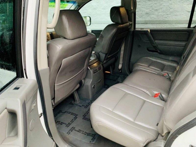 Nissan Armada 2007 price $6,900