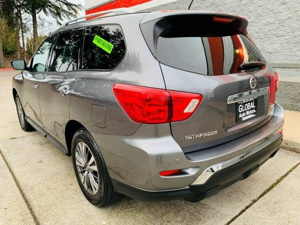 Nissan Pathfinder 2018 price $26,900