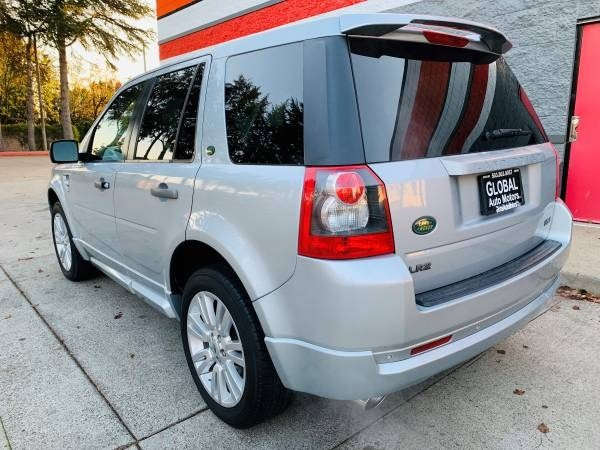 Land Rover LR2 2009 price $8,500