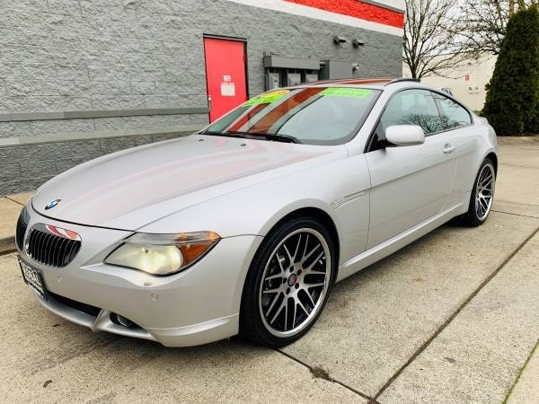 BMW 6-Series 2006 price $12,800