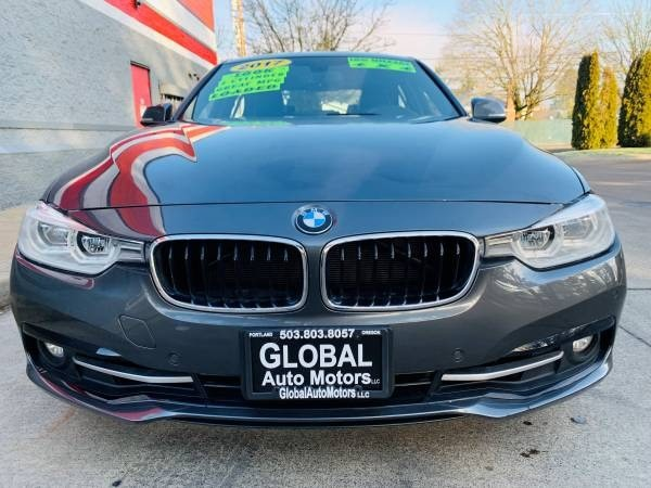 BMW 3-Series 2017 price $28,500