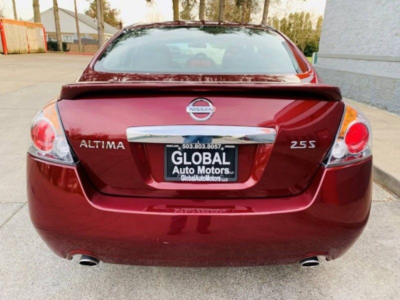 Nissan Altima 2012 price $6,800