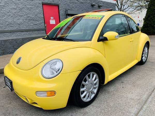 Volkswagen New Beetle Coupe 2005 price $5,900